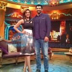 Aditya Roy Kapur and Parineeti Chopra promotes their movie at 'The Anupam Kher Show'