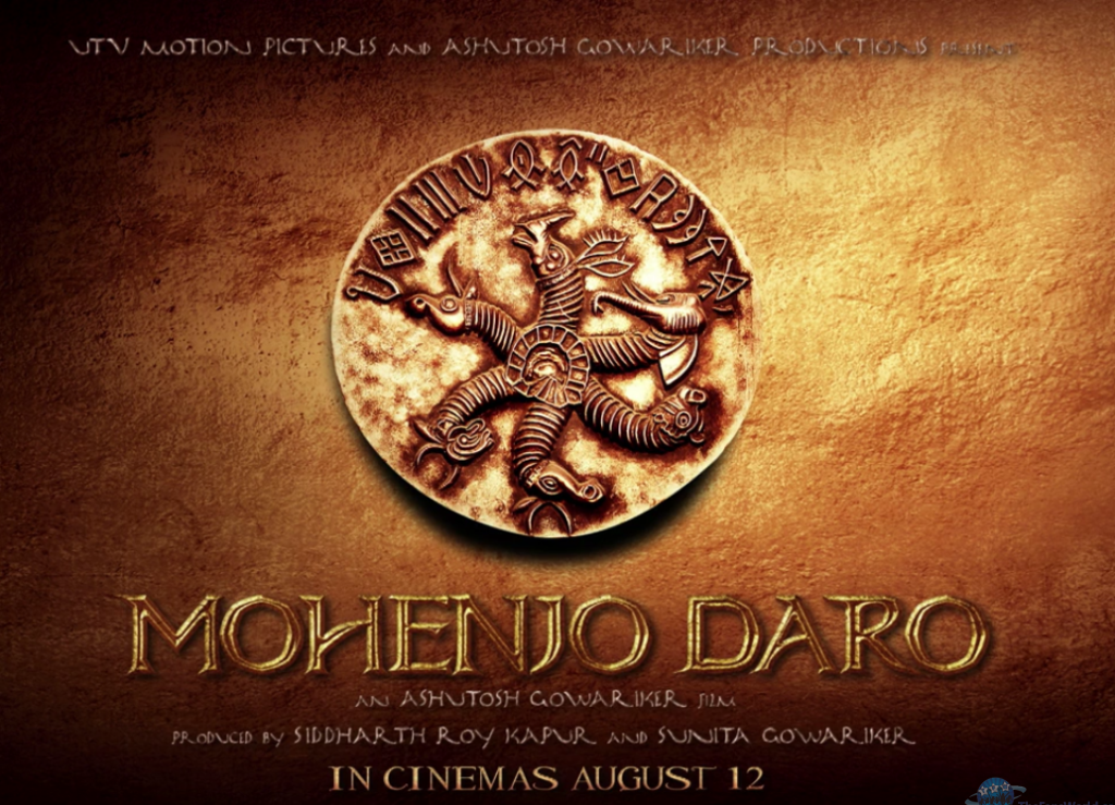 MOHENJO DARO POSTER RELEASED