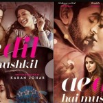 AE DIL HAI MUSHKIL COLLAGE