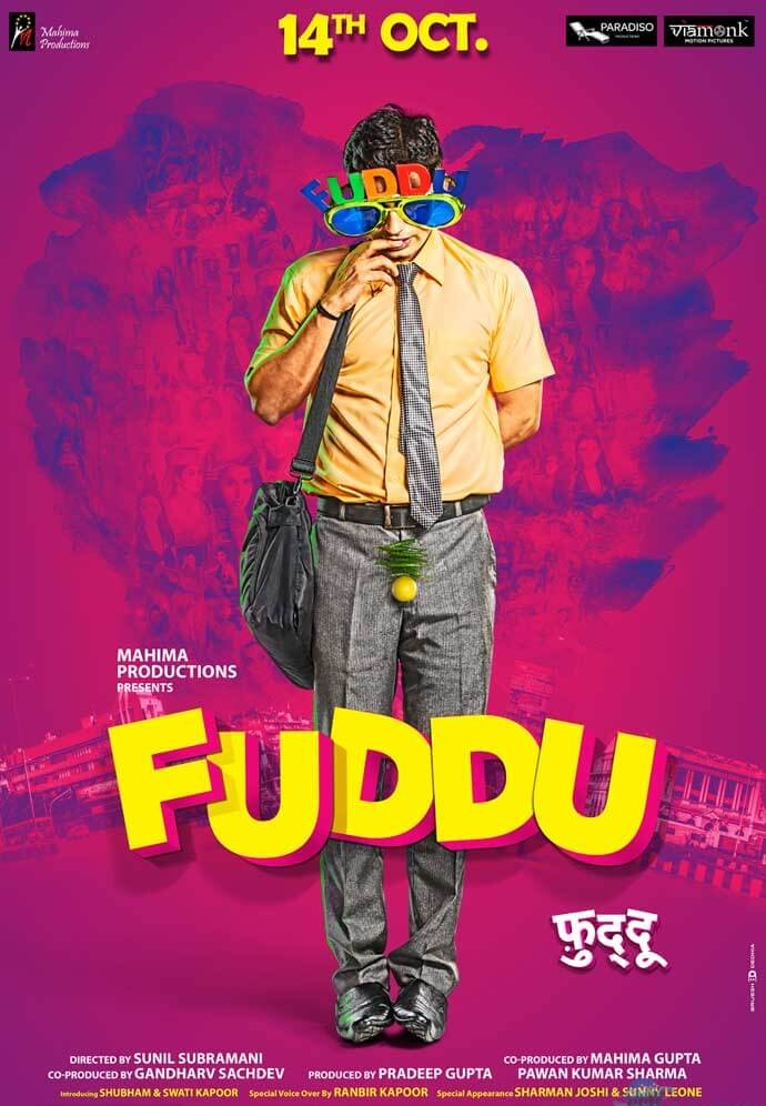 Fuddu (2016) Wordfree4u – Hindi Movie Full Mp3 Songs Album *iTunes Rip* – Djmaza, Songspk