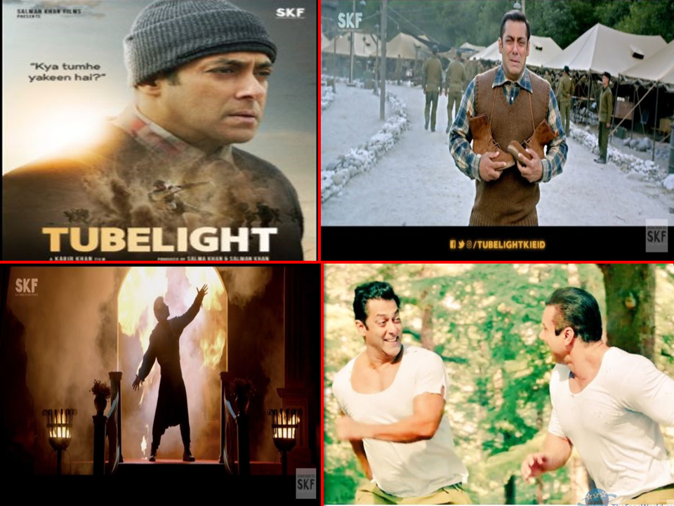 TUBELIGHT COLLAGE