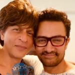 Aamir Hugs Shahrukh after watching zero trailer
